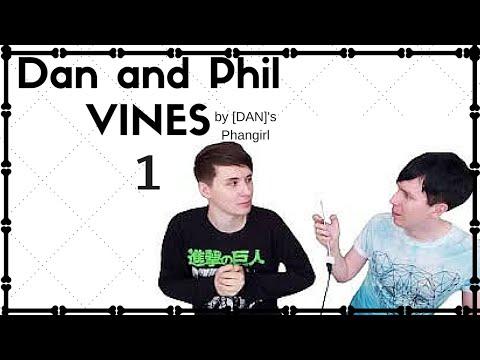 Dan and Phil Vine Edit Compilation 1