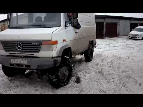 mercedes vario 4x4 best offroad with lada niva youtube. Black Bedroom Furniture Sets. Home Design Ideas