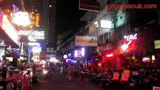 Pattaya Night scene-January 2018