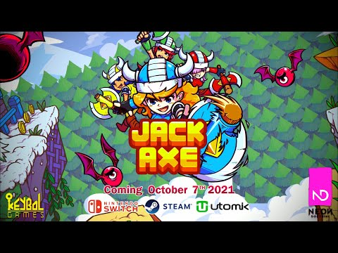 Jack Axe release Date Announcement