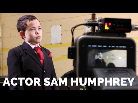 Sam Humphrey: Actor (The Greatest Showman)
