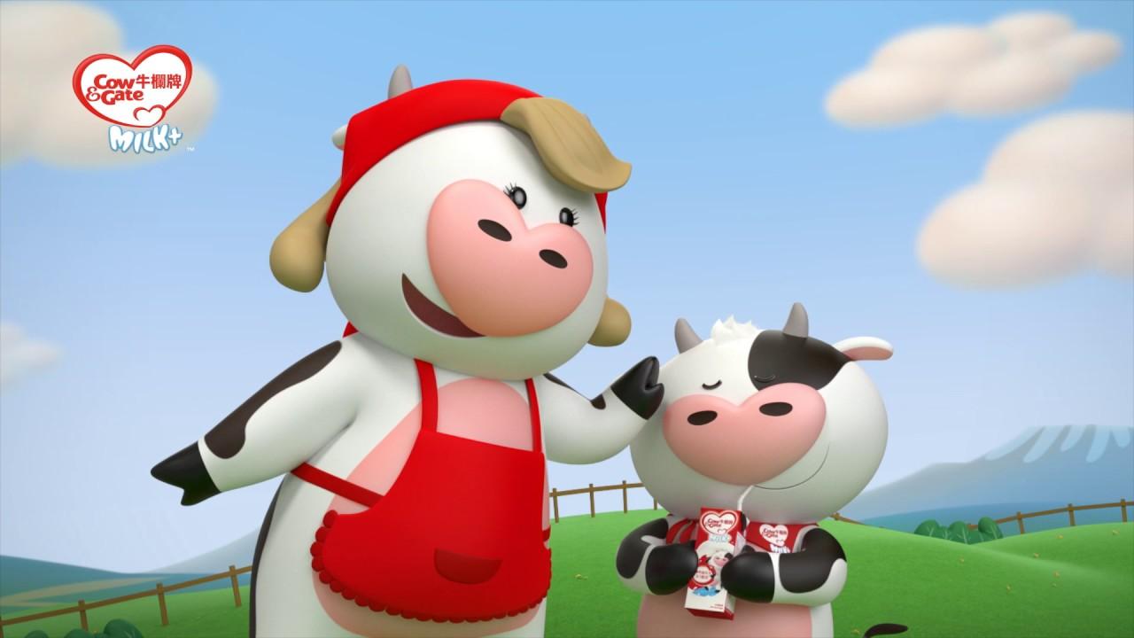 牛欄牌 Milk+ Cow Cow 的故事 - YouTube