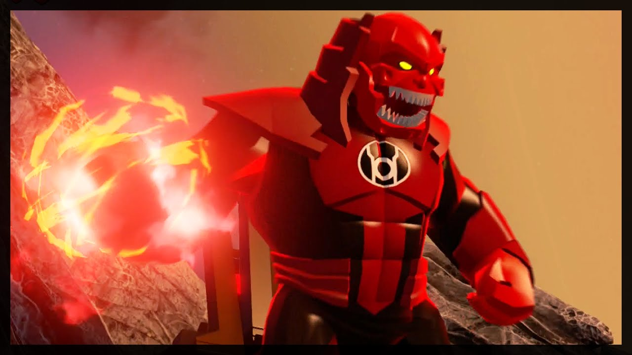 LEGO BATMAN 3 - ATROCITUS FREE ROAM GAMEPLAY! - YouTube