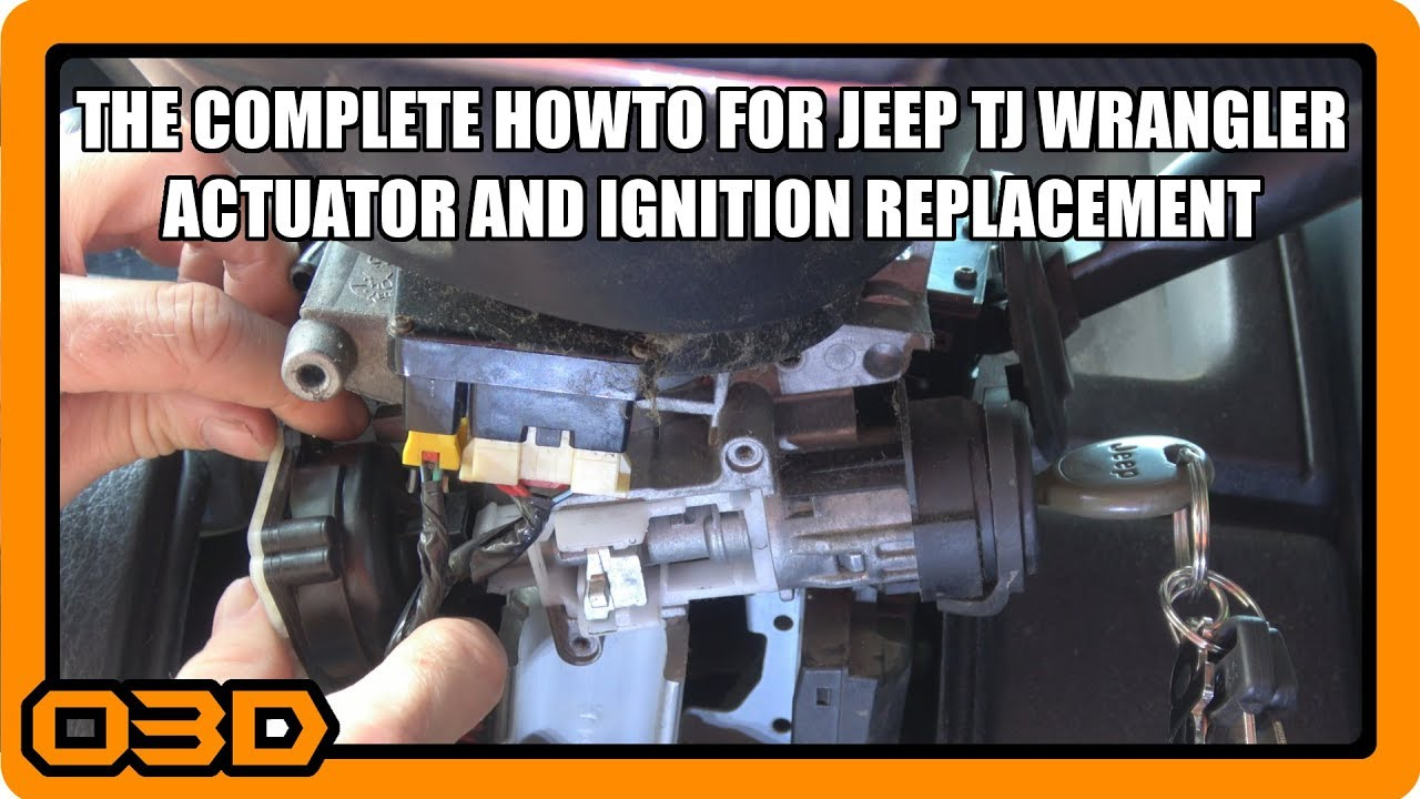 Jeep Wrangler Ignition Problems