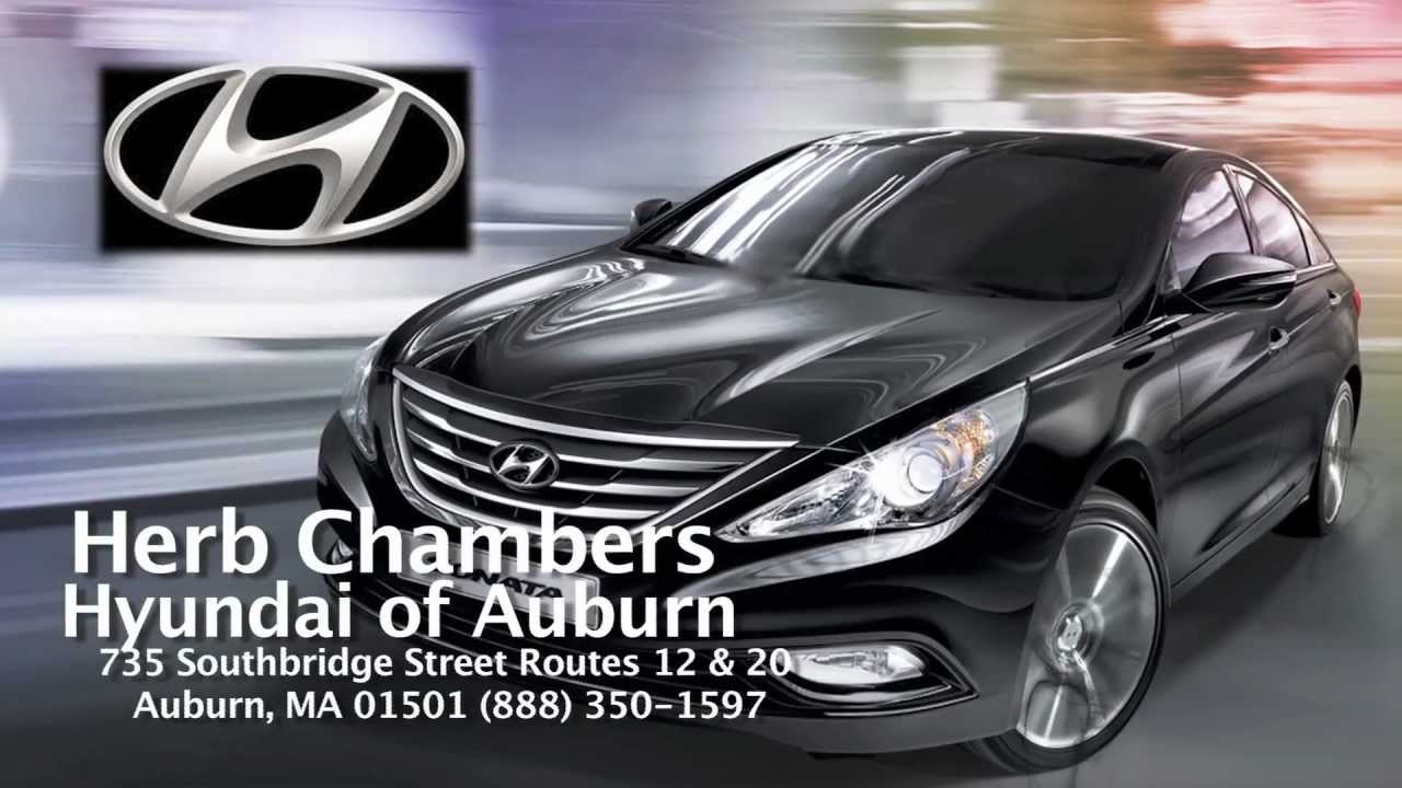 Herb Chambers Hyundai Of Auburn   Hyundai Sonata