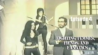 Video Fighting Femmes, Fiends and Fanatics Ep. 4 download MP3, 3GP, MP4, WEBM, AVI, FLV November 2017