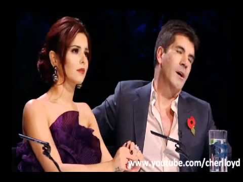 Cher Lloyd - X Factor Live Show Week 4: The Results (Full Version) X Factor 2010