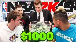 ULTIMATE $1000 2HYPE NBA 2K19 TOURNAMENT!