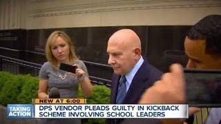 Detroit School Supply Vendor Pleads Guilty To Corruption
