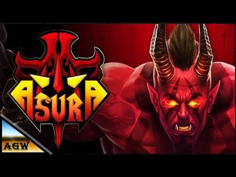 Asura Gameplay walkthrough (No commentary, Action indie Pc Game)