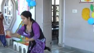 "Indian Women Dancing on "" BRAZIL SONG"" on Mother"