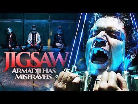 as-armadilhas-mais-miserÁveis-de-jogos-mortais:-jigsaw-|-review-do-maníaco-#90