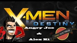 Angry Joe Show: X-Men Review (RUS VO)