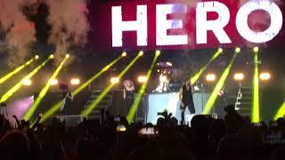 Skillet live joy.unleashed tour live Miramar Florida part 2