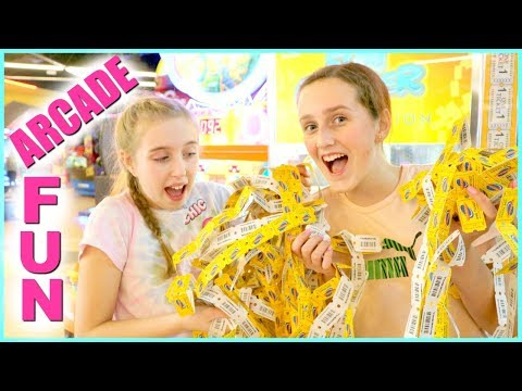 ARCADE GAMES Holiday Vlog! Laser Tag Vacation Fun At Timezone!.Millie and Chloe DIY