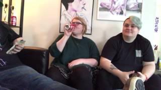QUEER BDSM COUPLE OPEN UP