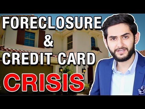 The Housing Foreclosure and Credit Card Debt CRISIS! | 2020 Housing CRASH Is Coming