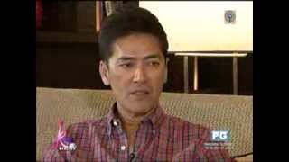Vic Sotto talks about son Vico
