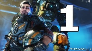 Titanfall 2 Walkthrough Part 1 - No Commentary Playthrough (PS4)