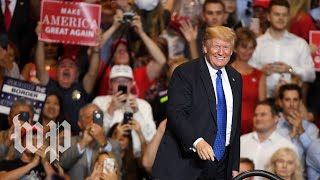 Trump holds rally in Missouri