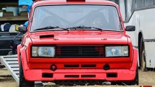 Pataki Zsolt-Lada VFTS Rallye Edzés 2015/3.-Lepold Sportvideo