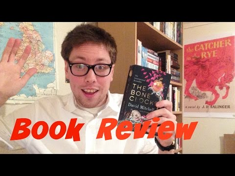 Book Review I The Bone Clocks by David Mitchell