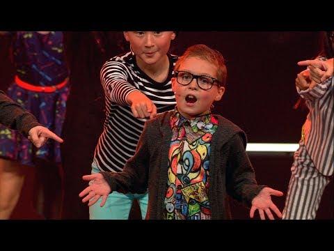 Stamp de tafels - Live in Concert 2017 - Kinderen voor Kinderen
