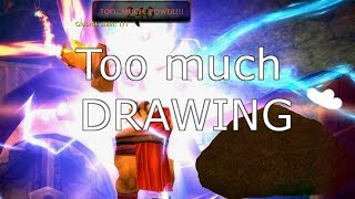 [Hearthstone] Too much drawing!