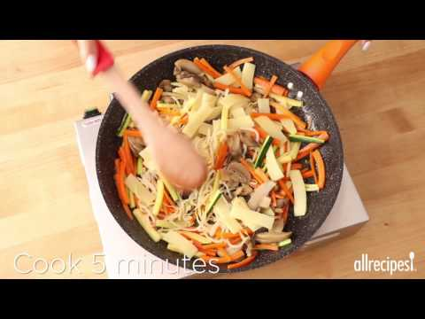How to Make Vegetarian Bibimbap | Vegetarian Recipes | Allrecipes.com
