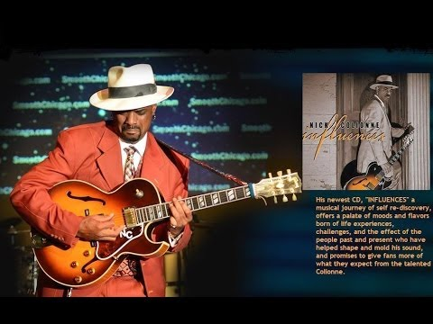 The Smoothjazz Loft - Nick Colionne / Here's To You