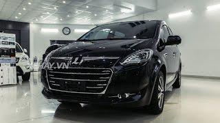 [Xehay.Vn] Chi Tiết Luxgen M7 Turbo - Suv Đài Loan Tiền Tỷ Tại Vn