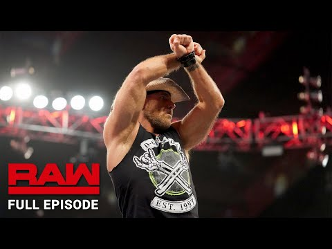 WWE Raw Full Episode, 8 October 2018
