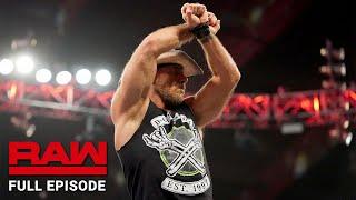 WWE Raw Full Episode, 8 October 2018