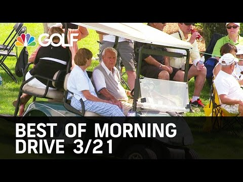 Morning Drive - Best of the Week 3/21/15 | Golf Channel