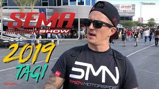 SEMA Show 2019 (Day 1) | SimonMotorSport | #732