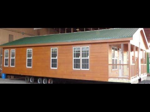 Great Escape Porch Model Mobile Home For Sale Stone Oak Texas Call 844-245-6571
