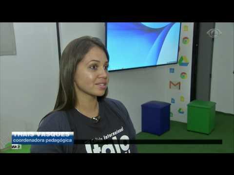 Tecnologia ajuda a unir pais e professores