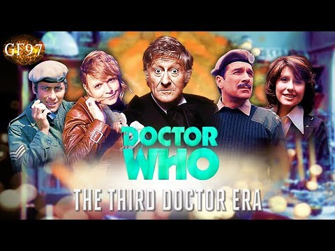 Doctor Who: The Third Doctor Era Ultimate Trailer - Starring Jon Pertwee