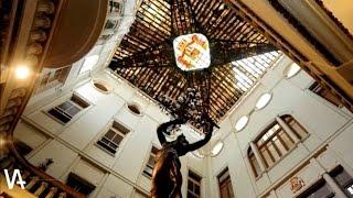 Versión Arquitectura - Club Español de Rosario. Dra. Arq. Analía Brarda.