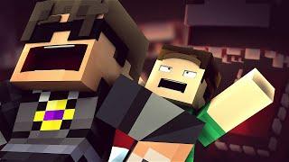 Minecraft Machinima : BACK IN TIME!