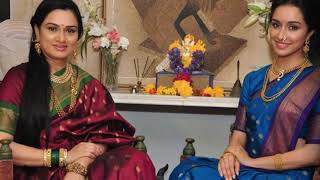 Actress Shraddha Kapoor Family Photos with Father, Mother & Brother Pics