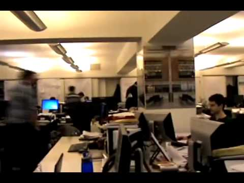 Grimshaw architects the london office reel youtube for Studio v architecture