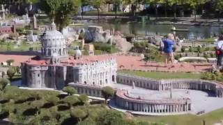 Парк Италия в миниатюре в Римини park