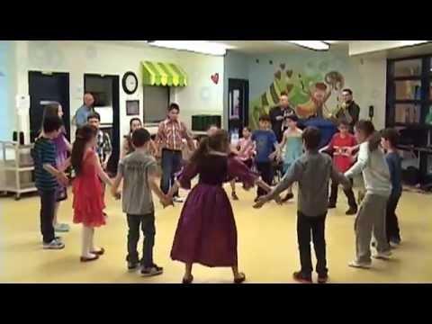Atelier de danse folklorique à Notre-Dame-de-l'Île-Perrot