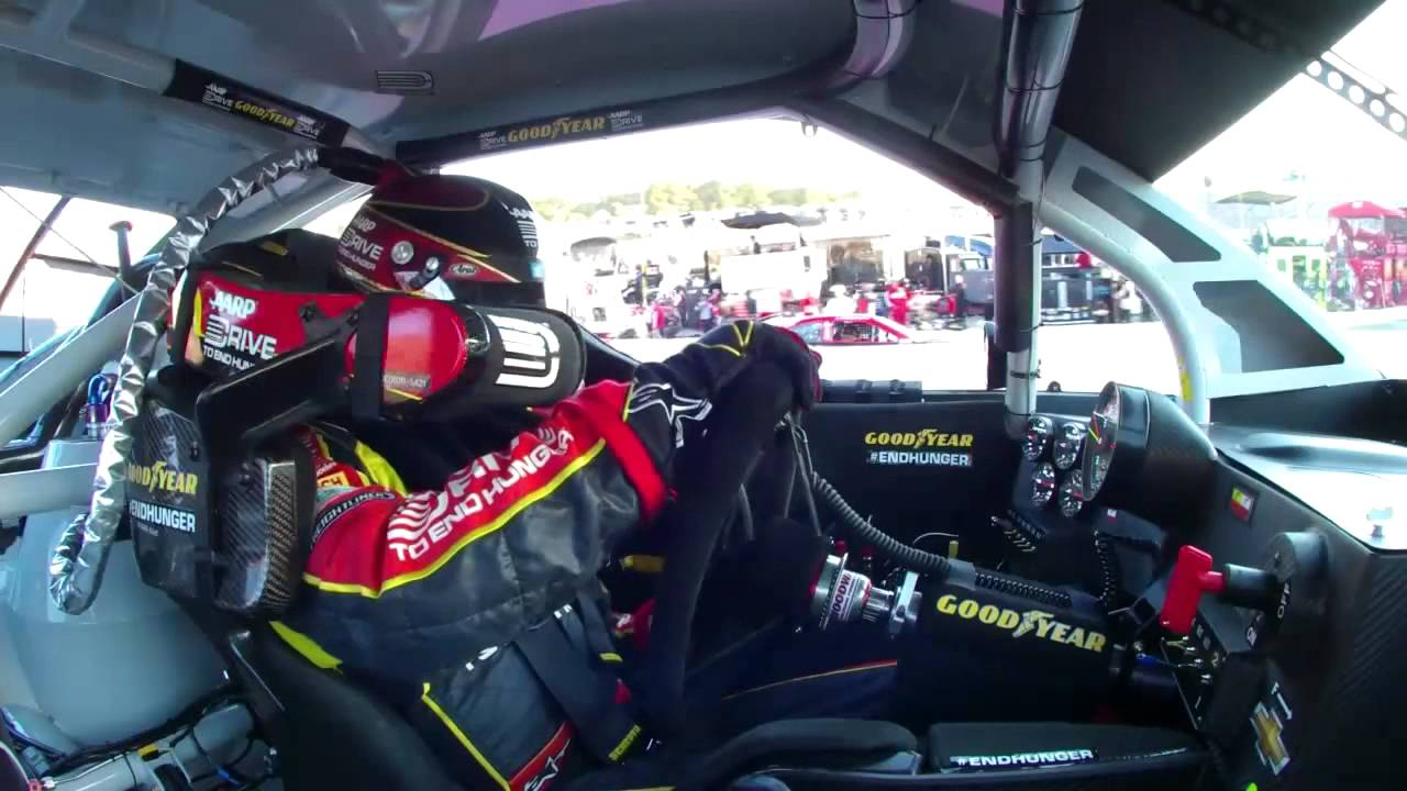 Nascar In Car Camera Jeff Gordon Wins At Martinsville