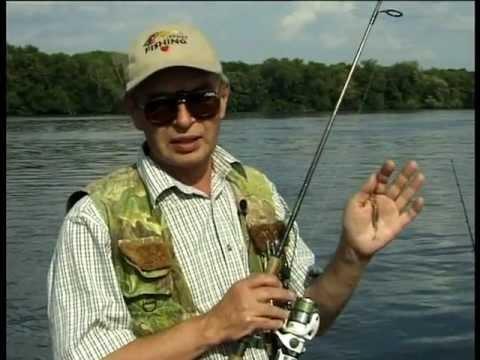 Особенности Ловли Жереха: снасти и техника. О Рыбалке Всерьез видео 29.