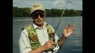 """Особенности Ловли Жереха: снасти и техника. """"О Рыбалке Всерьез"""" видео 29."""