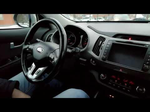 Система автоматической парковки КИА СПОРТЕЙДЖ 2014