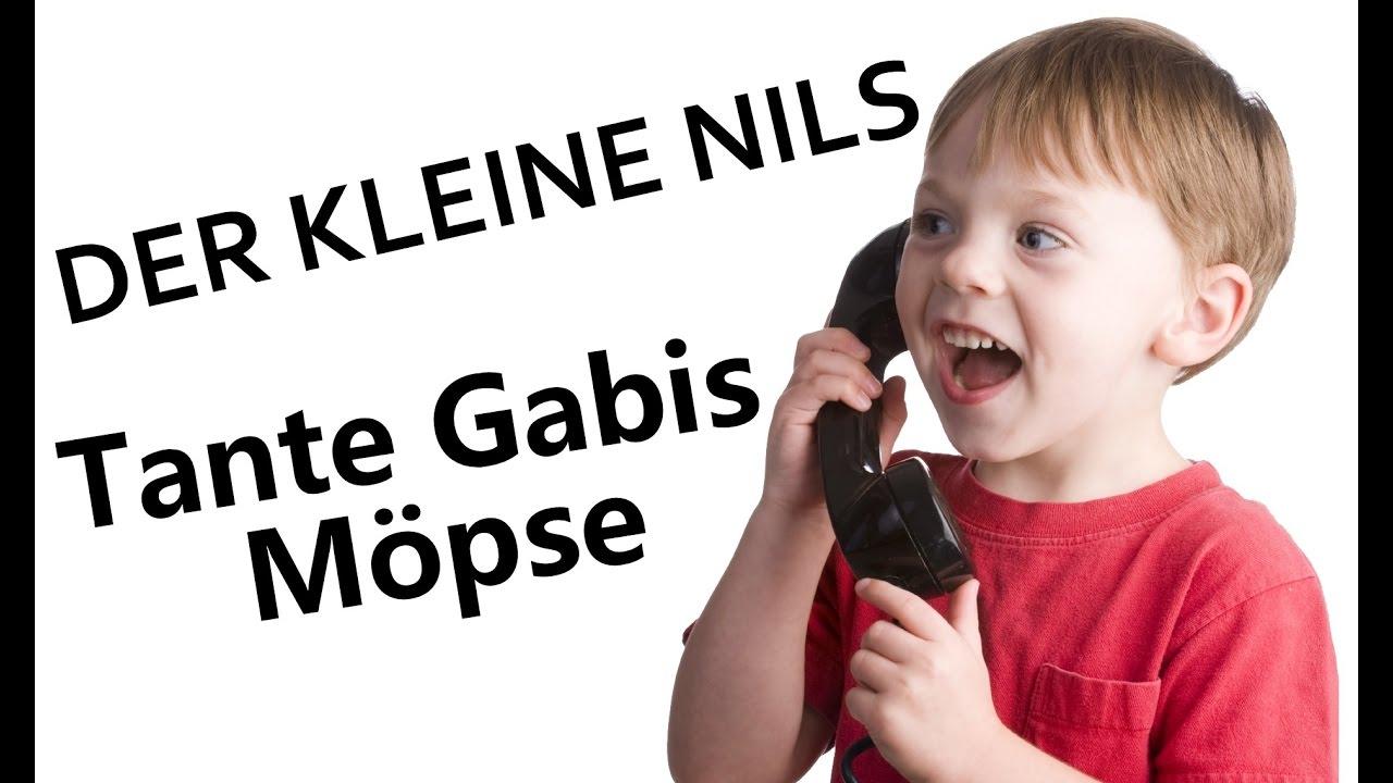 Der kleine Nils - Tante Gabis Möpse (Telefonstreich) - YouTube