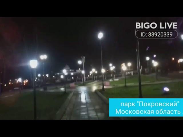 Смотреть видео Немного вечернего парка